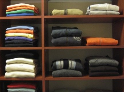 10 Tips For Clothes Storage Plus, Storage For Clothes In Closet